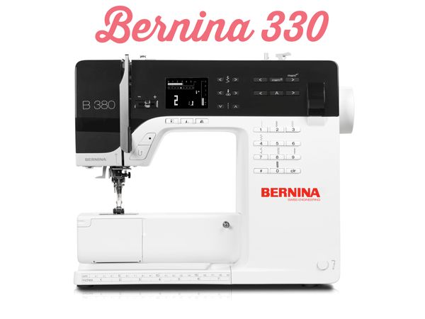 Check out our blog for your chance to win this Bernina 330! Contest runs November 30, 2016 through December 14, 2016. http://fatquartershop.blogspot.com/2016/11/bernina-holiday-giveaway.html