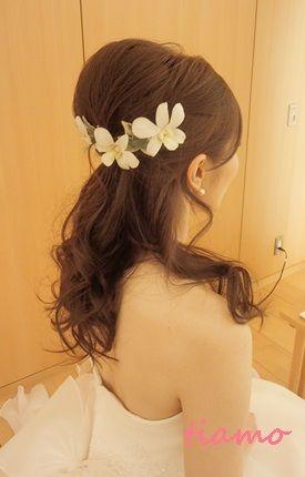美人花嫁さまの洋装&和装スタイル♡素敵な一日 |大人可愛いブライダルヘアメイク『tiamo』の結婚カタログ