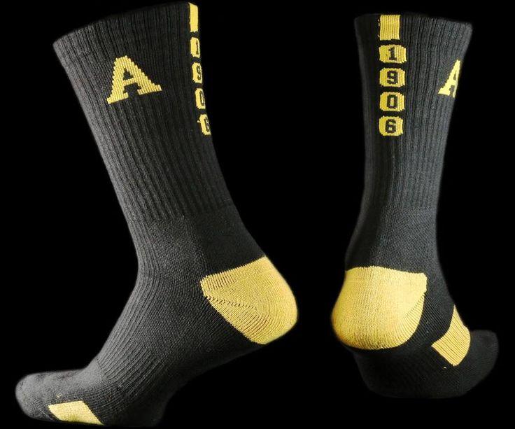 Alpha Phi Alpha Dry Fit Men's Crew Socks