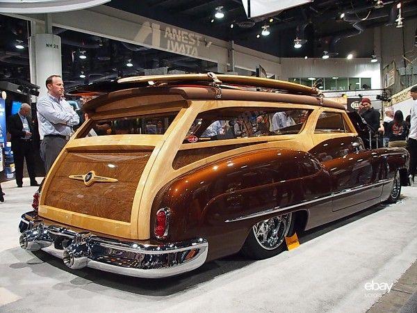 1950 buick woodie 05 600x450 Low Tide, Scott Pruetts 1950 Buick Woody