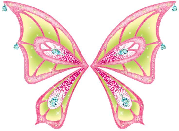 Flora Enchantix Wings by ColorfullWinx on DeviantArt