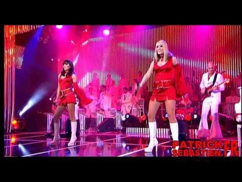 ABBA FEVER - Medley - Live dans Les Années Bonheur - http://www.justsong.eu/abba-fever-medley-live-dans-les-annees-bonheur/