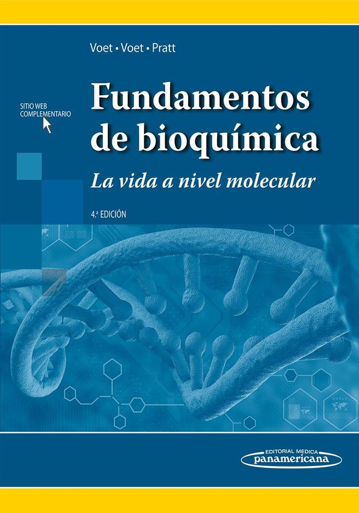 """Fundamentos de bioquímica : la vida a nivel molecular : 4a edición"" / Donald Voet, Judith G. Voet, Charlotte W. Pratt. Buenos Aires [etc.] : Médica Panamericana, cop. 2016. Matèries : Bioquímica; Metabolisme; Enzims; Genètica molecular. #nabibbell"