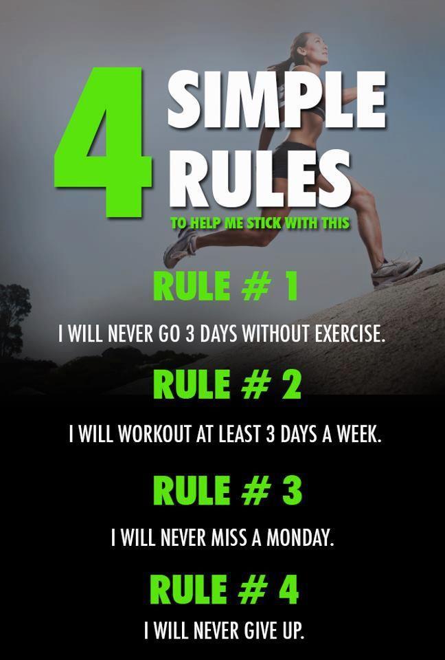 15 Best Fitness Goals Images On Pinterest Exercises