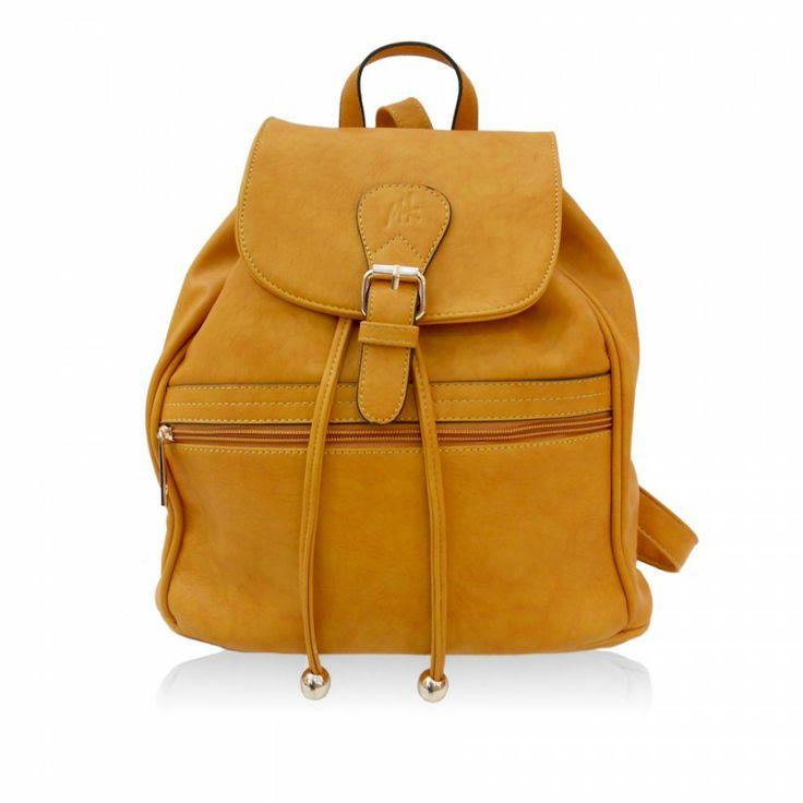 Γυναικεία τσάντα πλάτης Κωδικός GK 1634http://leathermall.eu/women/gk1634-orange