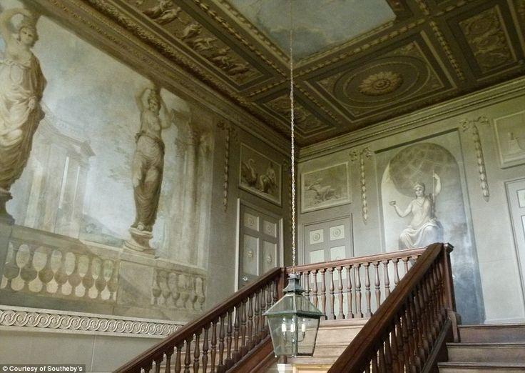 494 Best Georgian Rooms Images On Pinterest