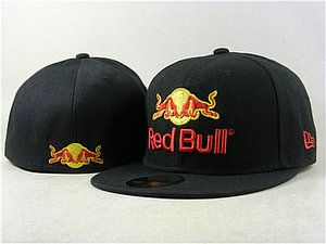 Gorras Red Bull Fitted 0055