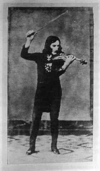 Niccolo Paganini...