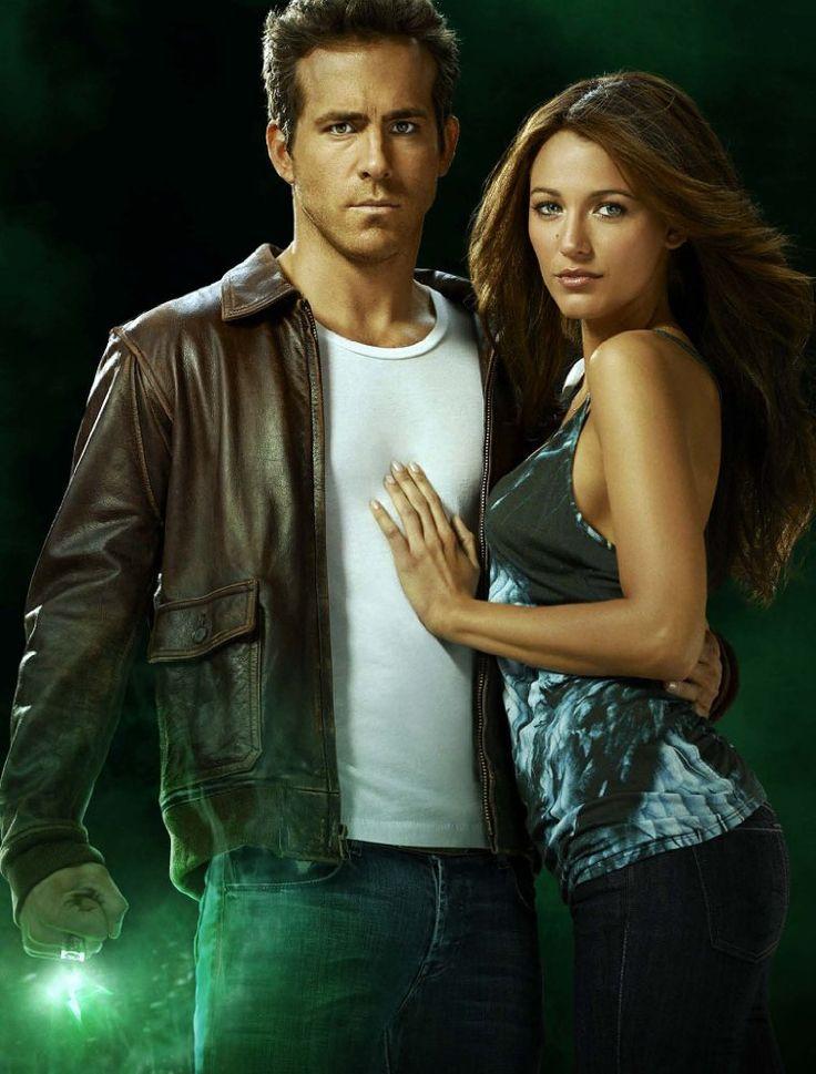 Setlerde Doğan Ünlü Aşkları, Green Lantern, Blake Lively & Ryan Reynolds