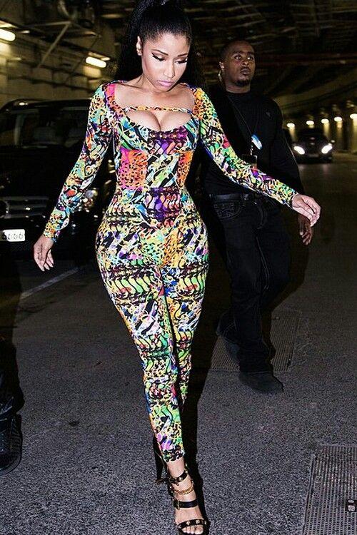 Nicki Minaj You Got My Heartbeat Runnin Away