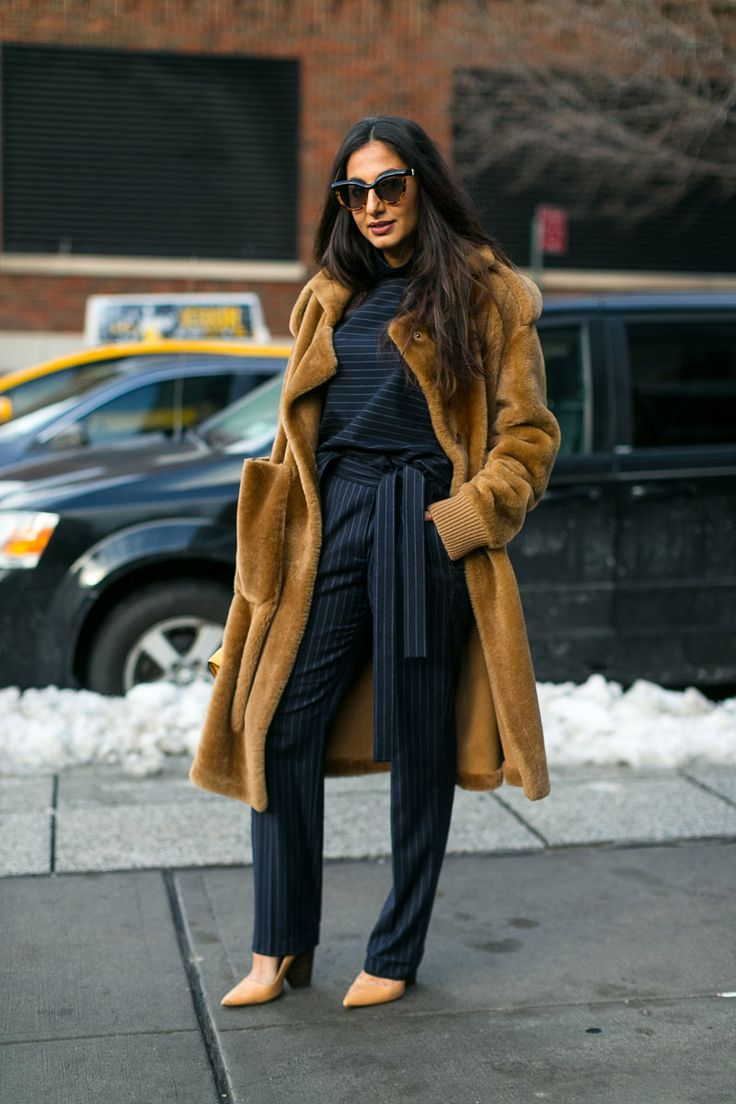 In Beeld De Beste Streetstyle Van New York Fashion Week Autumn Fashion Pinterest Rue