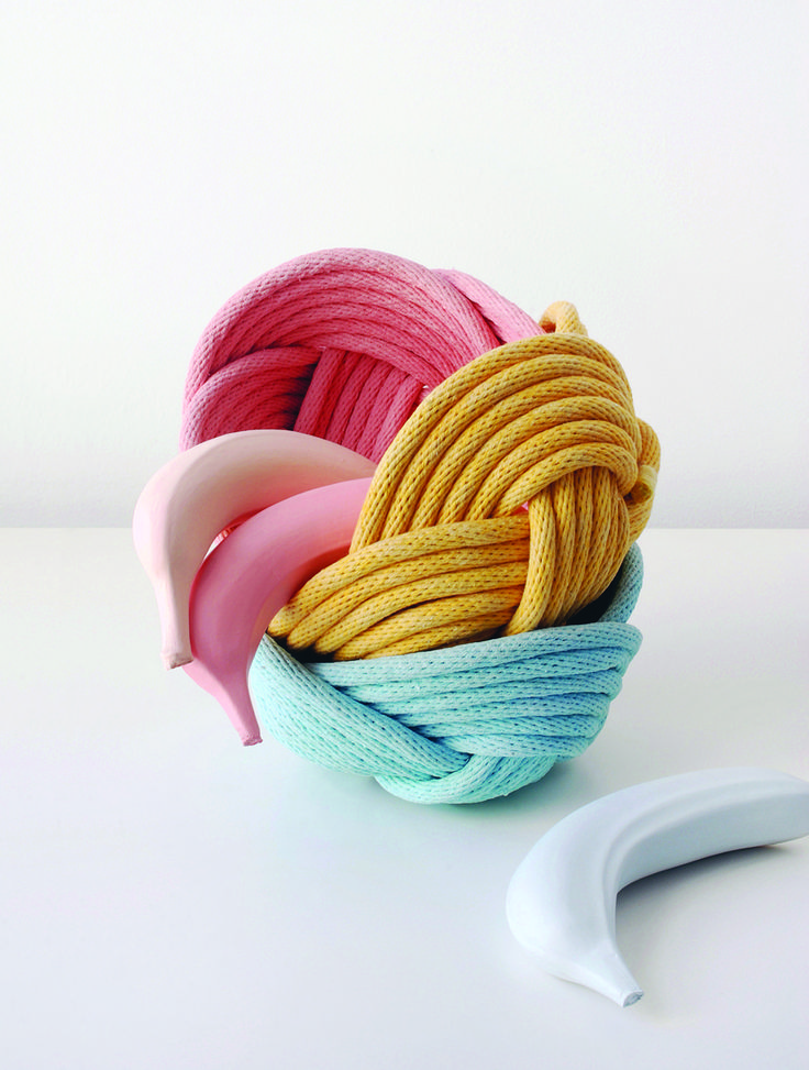Weave bowls by Crayon Chick. Styled by Lisa Tilse of We Are Scout. Shop online at www.crayonchick.com.au
