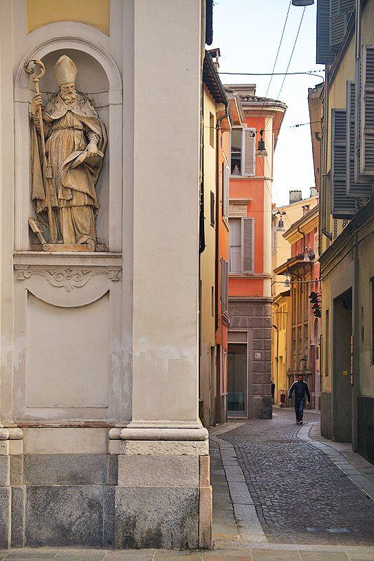 Parma Italy, via Carole Greenwood