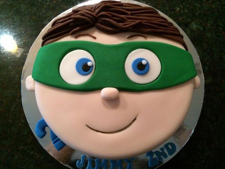 Super why cake - Cake by Ann