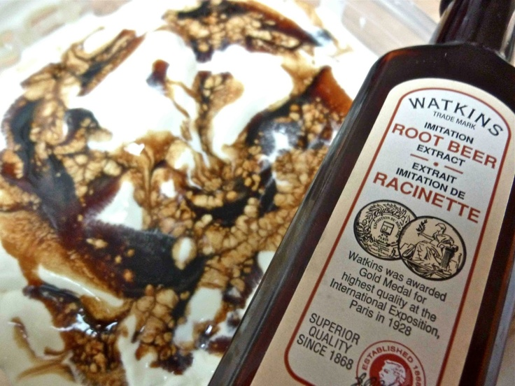 ... for Ice Cream on Pinterest | Root beer, Burnt orange and Moscato wine