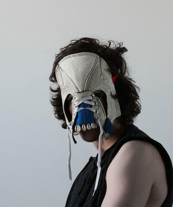 ShinMurayama 5 ART: SHIN MURAYAMA Valhalla Masks