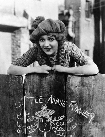 Image result for mary pickford annie rooney