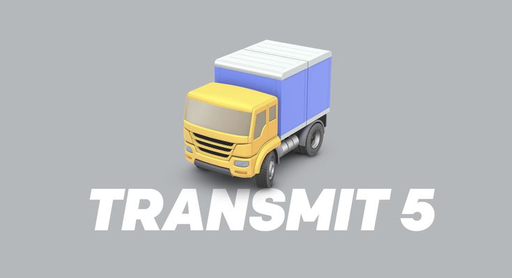 Panic launches Transmit 5, a major update to the popular FTP client