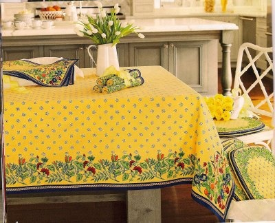 I Love Provence Tablecloths!