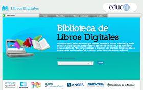 Este espacio pretende ser un pequeño directorio de Bibliotecas virtuales que sean útiles para los docentes. Por supuesto, estará en con...