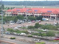 Cochin International Airport.