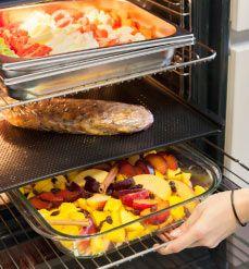 AEG: Brezenknödel, Gemüse und Obst in einem Durchgang - Vital-Damfgaren