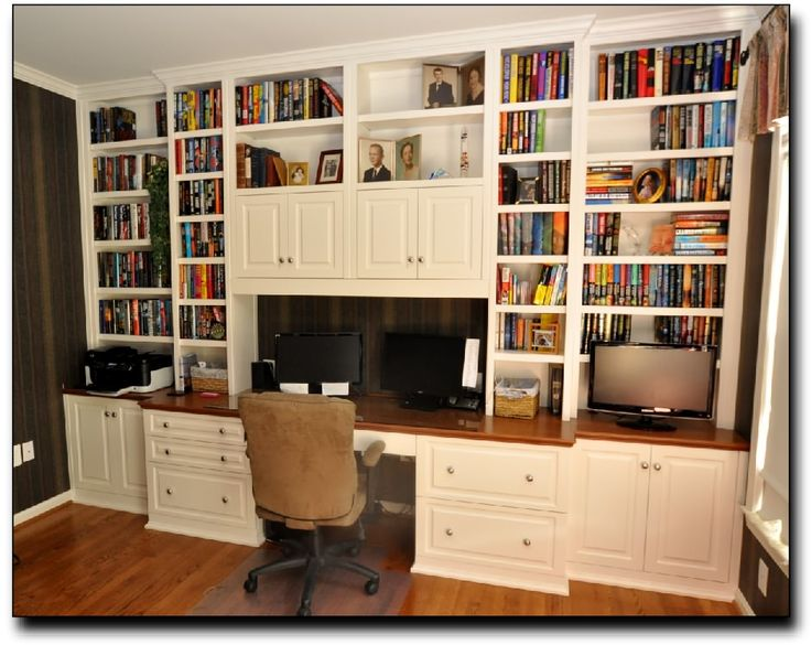 custom built desks home office. custom built home office cabinets in fairfax station virginia this is what i want for our tv wall living room take out 2 above monitors desks e