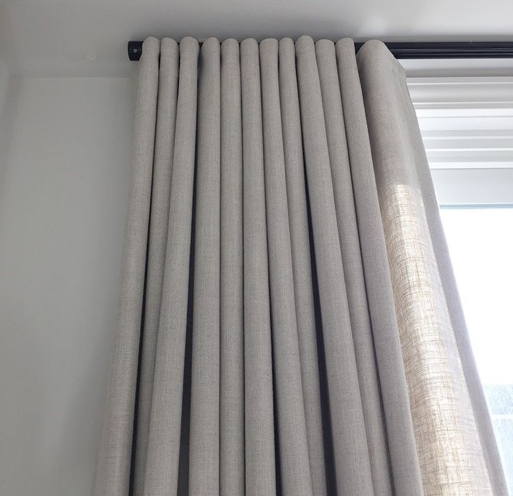 Small Dining Room 14 Ways To Make It Work Double Duty: Best 25+ Ceiling Mount Curtain Rods Ideas On Pinterest