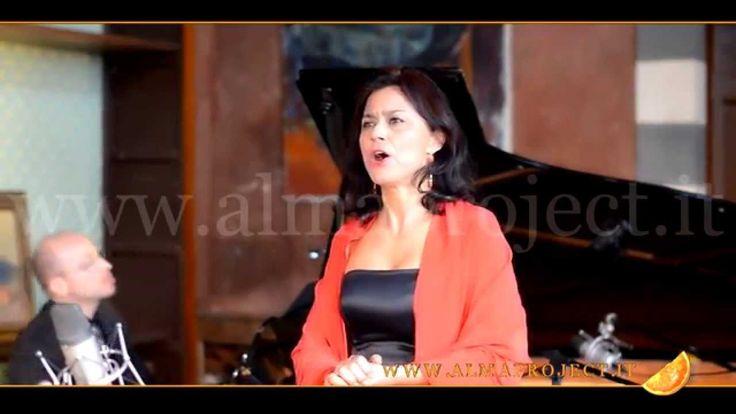 ALMA PROJECT - Piano, String Trio & Soprano AA - Ave Maria (C. Gounod)