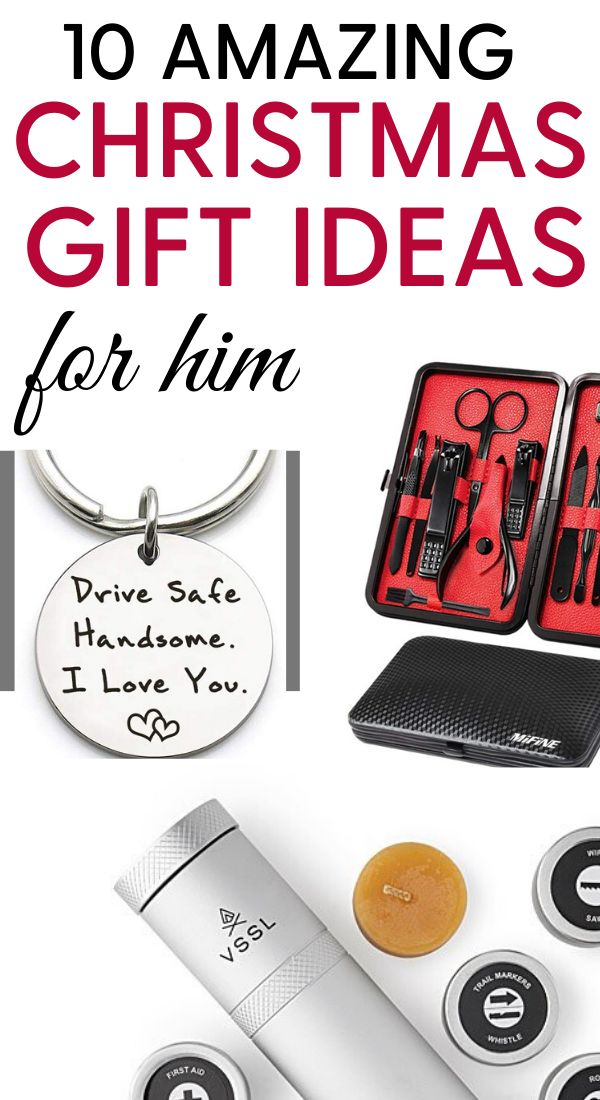10 Ultimate Christmas Gift Ideas for Him, Husband ...