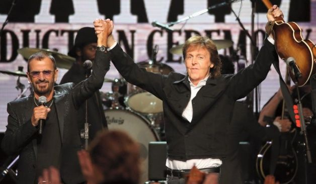 El Rock and Roll Hall of Fame premió a Ringo Starr, Joan Jett y Green Day