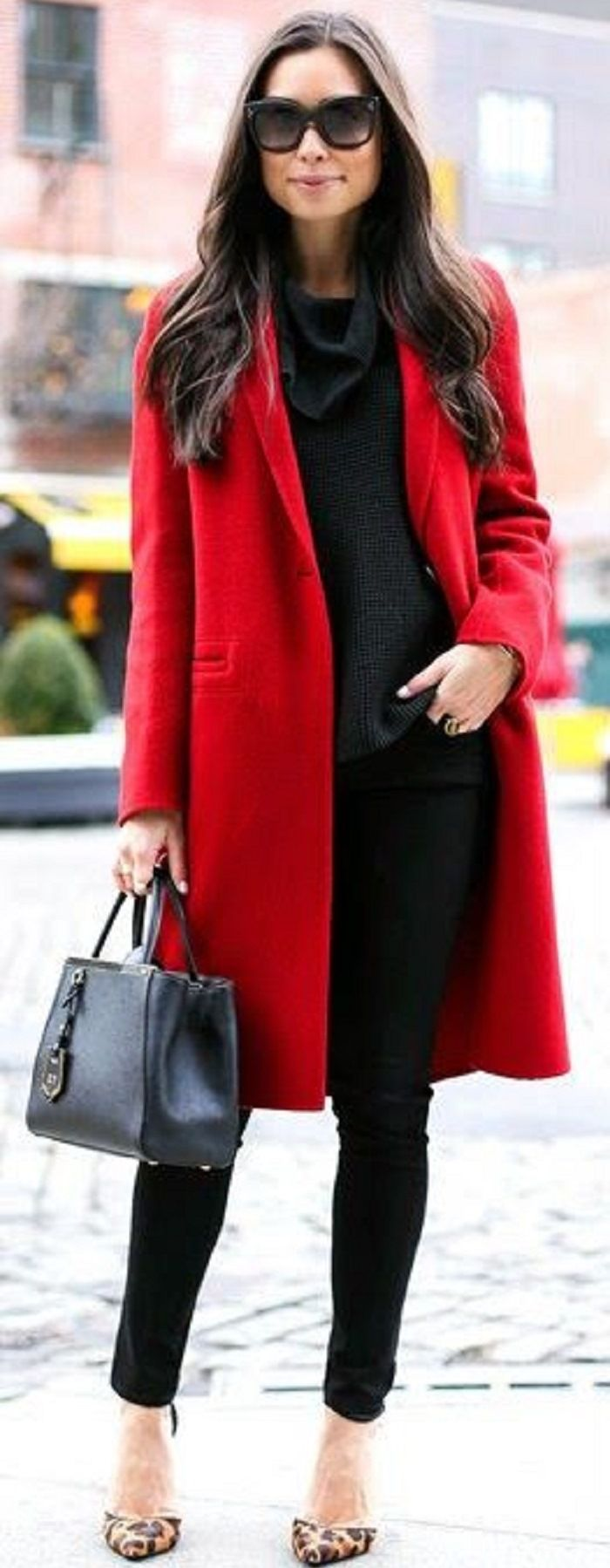 STYLISH WINTER WORK OUTFITS TO UPDATE YOUR WARDROBE