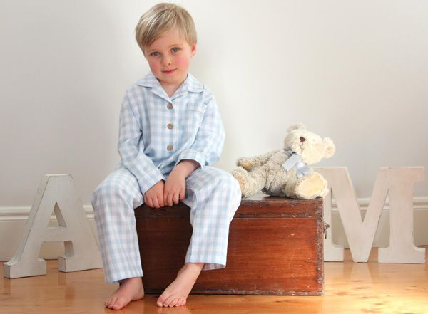 Alfred & Maize - children's pyjamas for blissful bedtimes