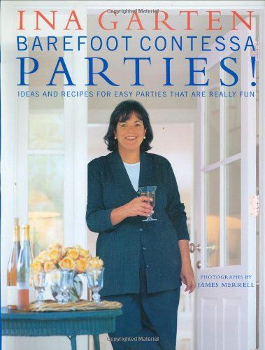 16 best images about cookbooks on pinterest robins - Best ina garten cookbook ...