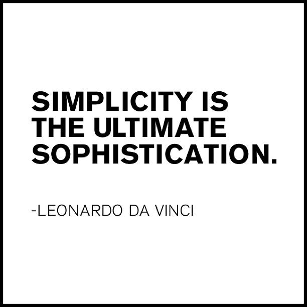 #quotes #inspiration #style #keepitsimple