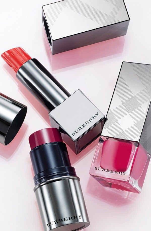 Burberry summer beauty.