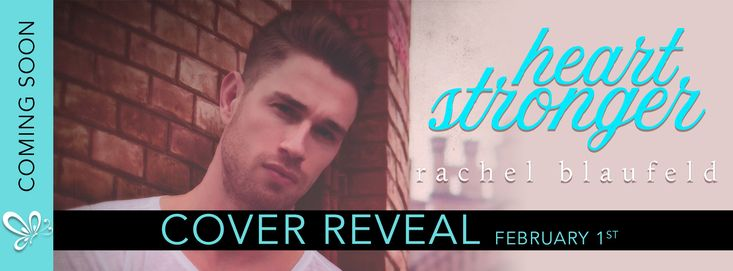 Abibliophobia Anonymous                 Book Reviews: **COVER REVEAL**  Heart Stronger by Rachel Blaufel...