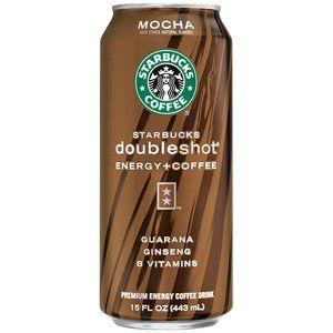 Starbucks doubleshot Energy + Coffee Mocha Coffee Drink, 15 oz