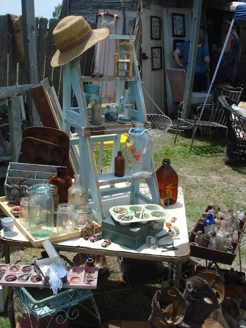 Barn Chic Antiques: Junk Salvation Show Snapshots