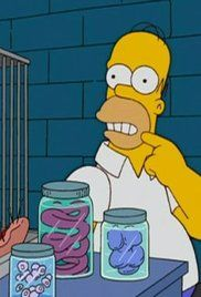 Treehouse Of Horror Xiii Watch Cartoon Online. Homer buys a magic hammock that he can clone himself. Zombie cowboys come back from the dead after Springfield bans guns. The Simpsons family take a vacation on an island where Dr. Hibbert can turn people into animals.