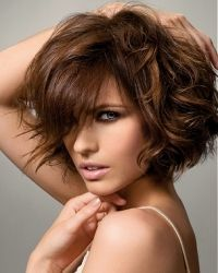 Love this bob! And my last color ~ red! Have similar style ...