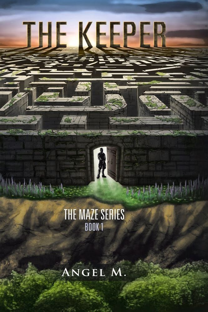#IndieBooksBeSeen: The Keeper, Book 1 of The Maze Series by Angel Wag...