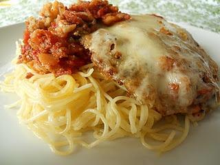 Veal Parmesan... Dinner tonight