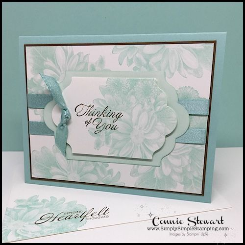 Image result for Heartfelt Blooms Clear-Mount Stamp Set\\