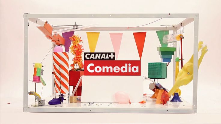 CANAL PLUS COMEDY 2013