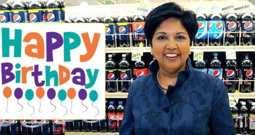 HBD Indra Nooyi! Here Are Some Interesting Facts About The CEO Of PepsiCo Which Makes Her Truly Inspirational