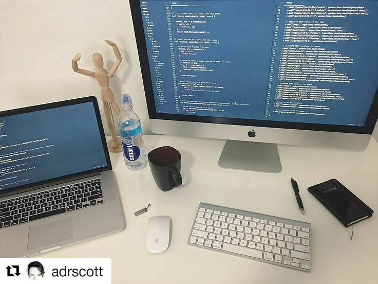 """#Repost @adrscott  Rise and shine.. time to code! I've been dabbling with Golang (programming language created by Google) this last year for little side projects and a lot for the sake of learning. Concurrency is baked nicely into the language. Go has has the very simple 'go' keyword which is to say """"go do this function in the background"""" channels which allow for buffered references of data for processing as well as parallelism by running go-routines on multiple cores asynchronously. If…"""