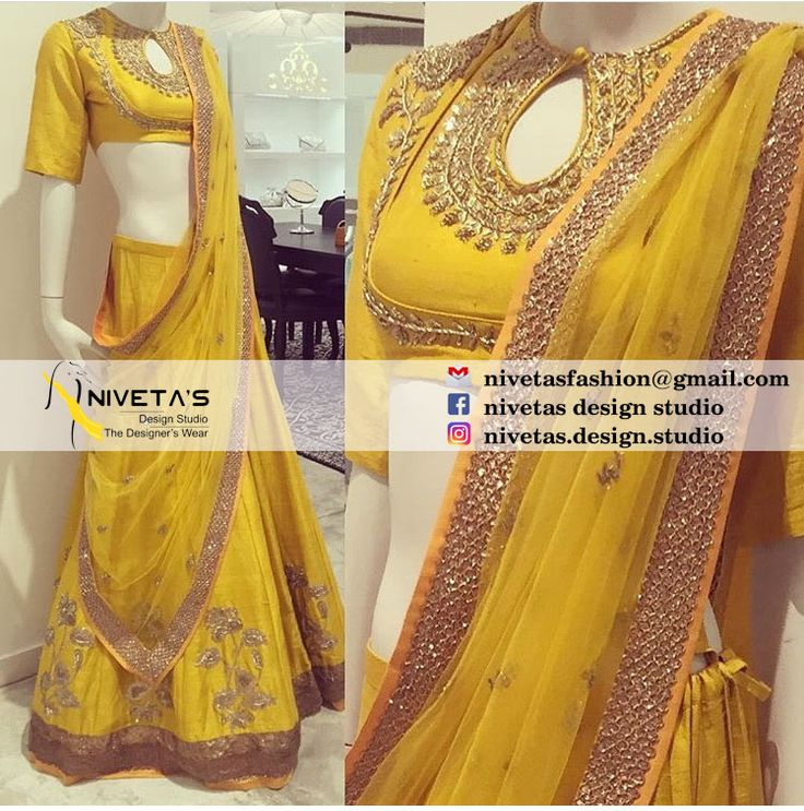 Are you looking to customize wedding outfit, just send us your desired design or idea with inspirational Outfit pic or sketch.  Bridal-gown-salwar-suit-lehenga-Outfit queries : - nivetasfashion@gmail.com whatsapp : +917696747289  #Bridaloutfit #customized-bridal-outfit  #BridalLehenga #BridalSalwaSuit #BridalGown  gotta pati embroidered suits