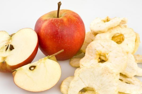 Apfelchips und Apfelringe selber machen - Äpfel verwerten