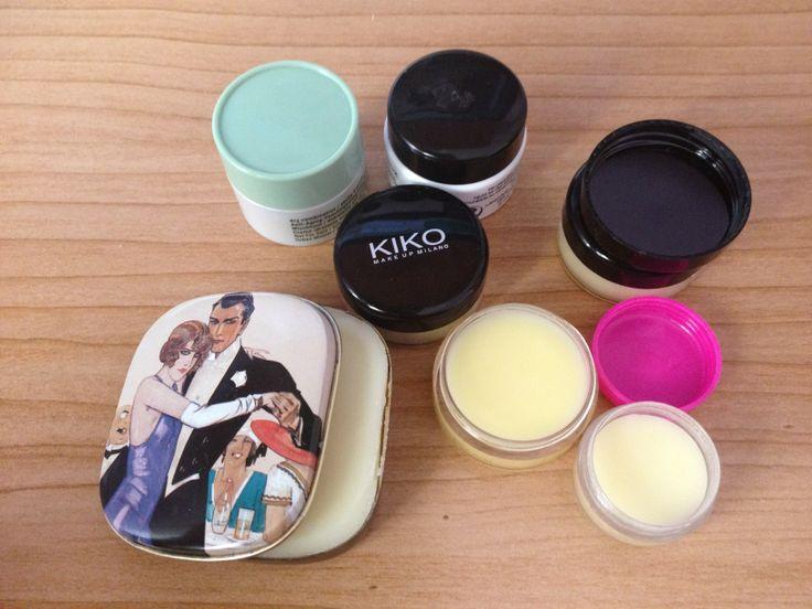 Cómo hacer tu propio bálsamo labial  #LHM140dia #FashionFridays9  http://cuchurutu.blogspot.com.es/2014/05/diy-como-hacer-tu-propio-balsamo-labial.html